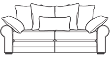 Richmond Grand Sofa | The Furniture Company